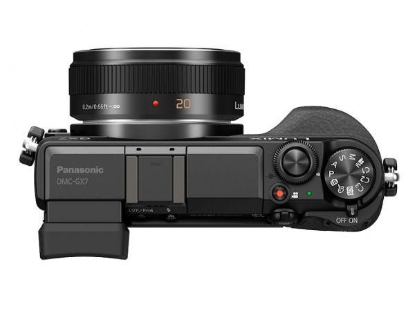 Panasonic GX7 body czarny - Aparaty cyfrowe - Foto - Sklep internetowy Cyfrowe.pl