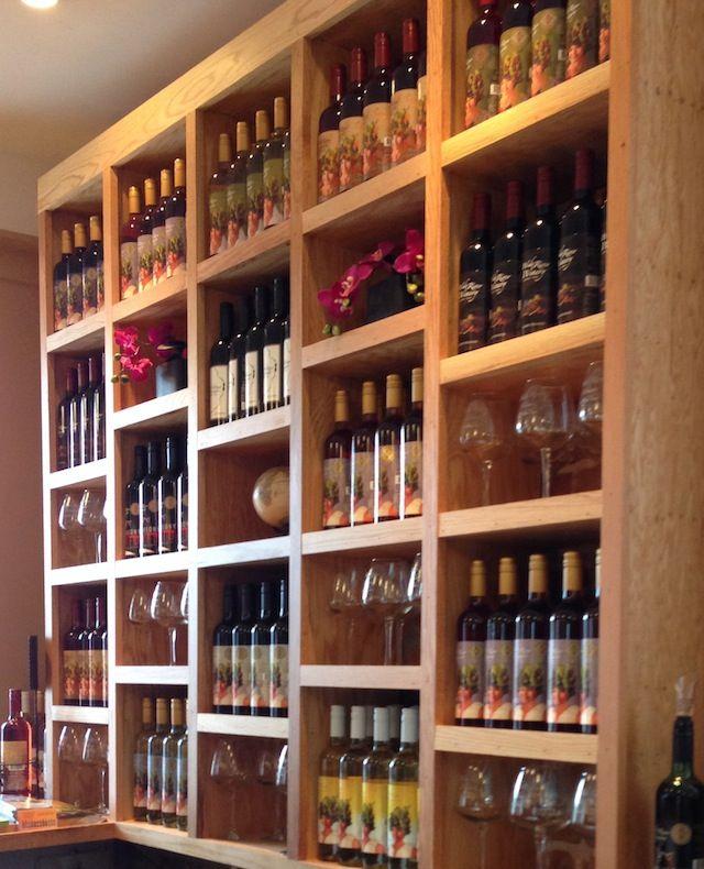 Wide River Winery Tasting Room Le Claire Iowa Wine
