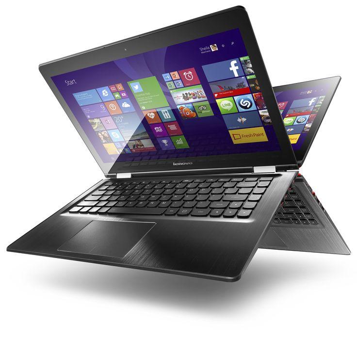 Il nuovo meraviglioso Lenovo YOGA, che potrete trovare sull'eshop di Sme.UP