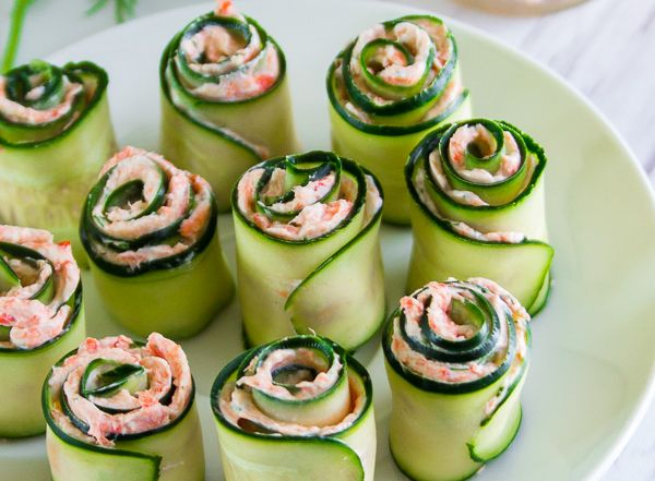 smoked salmon cucmber rolls-13