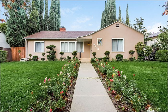 $739,000 - Sherman Oaks, CA Home For Sale - 4743 Buffalo Ave -- http://emailflyers.net/41474