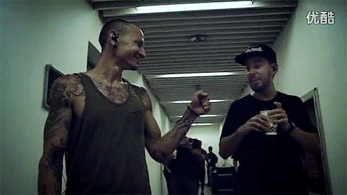 Chester and Mike - Linkin Park.