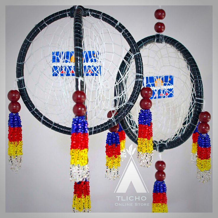 #Tlicho #Dreamcatchers now available at http://onlinestore.tlicho.ca