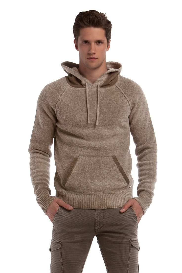 xmas gift for him: frosted Cotton Sweatshirt