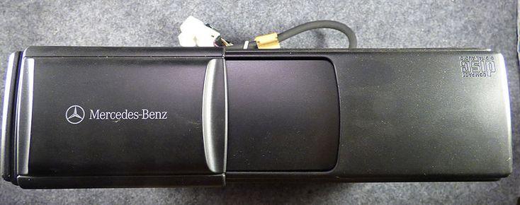 OEM 98-99 Mercedes W163 6 Disc Cd Changer A1638200589 ML430 ML320   eBay