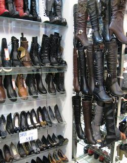 where to buy cheap shoes in Bangkok Thailand