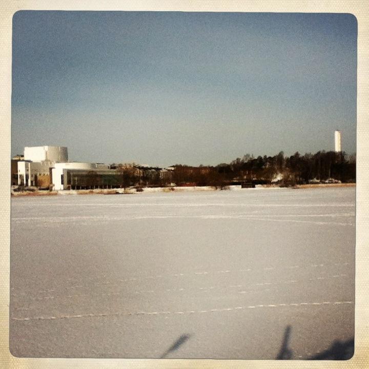 Operahouse, Helsinki, March 2013