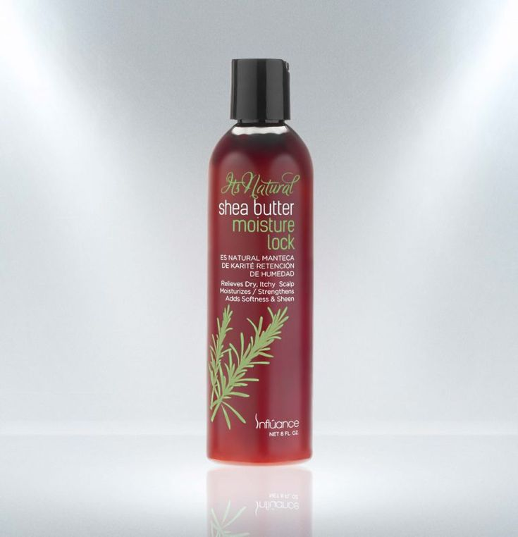 Its natural moisture lock with shea butter 8oz hair