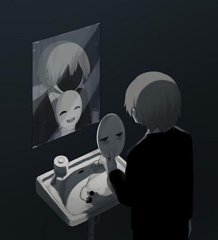 Japanischer Künstler gibt finstere Einblicke in das Seelenleben der Welt – Klon… Denise Götze