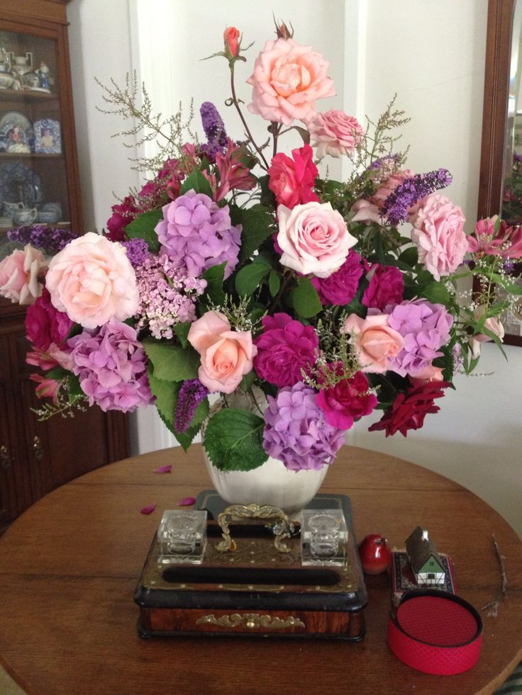 Flowers from my summer garden....