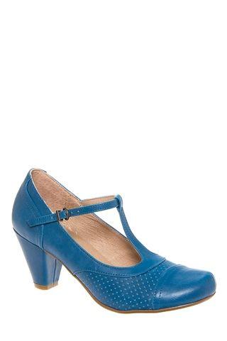 Malibu Blue Shoes