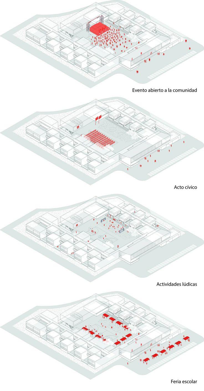 Primer Lugar Concurso Público Para el Diseño de Colegios en Bogotá Primer Lugar Concurso Público Para el Diseño de Colegios en Bogotá – Plataforma Arquitectura
