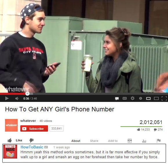 How To Get Any Girl's Phone Number? http://www.shenhuifu.org/2017/09/04/get-girls-phone-number/ #lifehack #tricks #howto