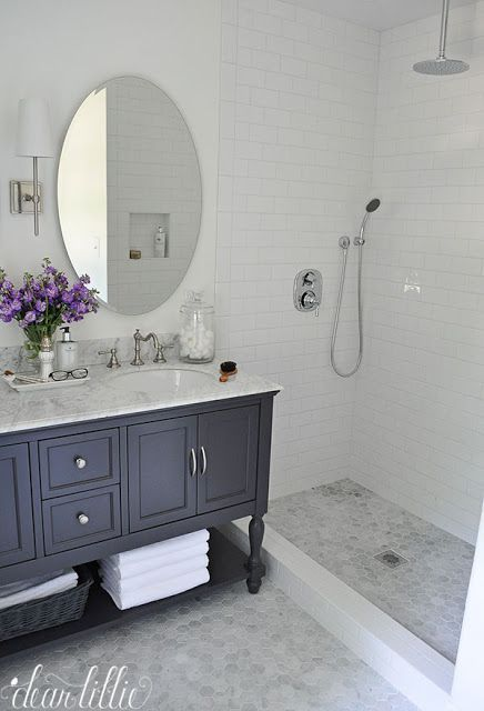 Feature Friday Dear Lillie Condo Bathroombasement Bathroommaster Bathroomsbathroom Ideasneutral Bathroom Tilecarrara Marble