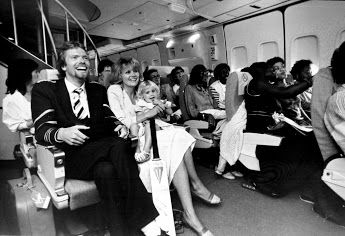Richard Branson #travel  #luna2life www.luna2.com