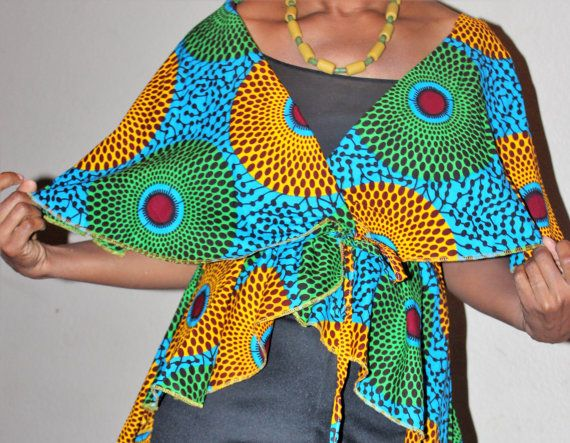 Kitenge top, African top, Ankara Print dress, Ankara wax, robe africaine, tissus Africain, tessuti africani, tela africana, Ankara print top