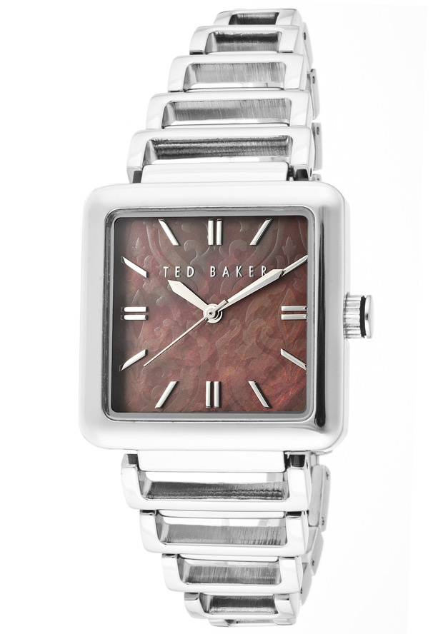 Price:$43.46 #watches Ted Baker TE4015, Whether it's a night out on the town or a day at the park this versatile Ted Baker timepiece always makes a scene.