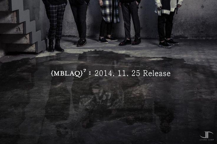 MBLAQ are releasing special ballad single on November 25  #mblaq #mblaqdisband #cheondong #parksanghyun #leejoon #go #yangseungho #mir #bangchulyong #mblaqrain #jtunecamp #kpopmap #mblaqconcert #mblaqbrazil #korean #idolacting