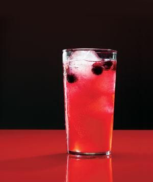 Valentine's Day idea - Vodka Cranberry Cooler
