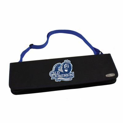 Metro BBQ Tote With Printed Collegiate Football Team Logo Blue - 747-03-137-884-0