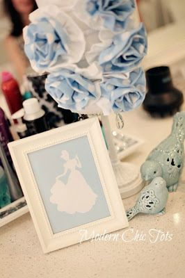 Disney Cinderella Princess Party