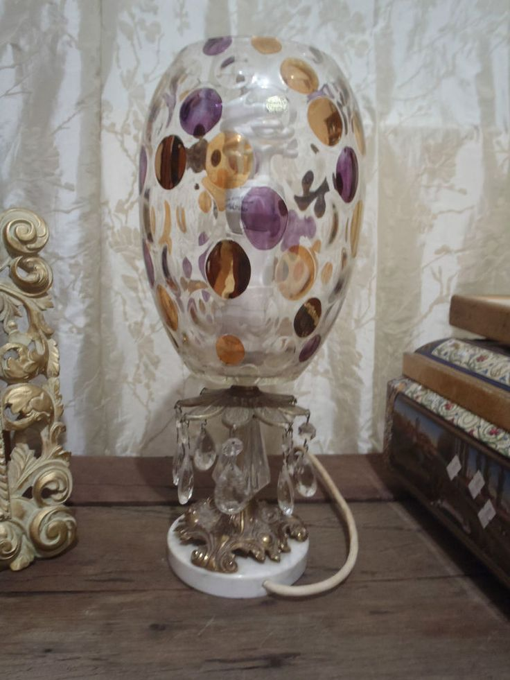 32 Best Images About Bohemia Style Glass On Pinterest