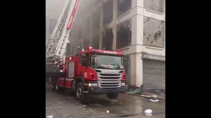 Cebu Fire Update: Jan. 7,2018 @ 02:00pm Philippine time
