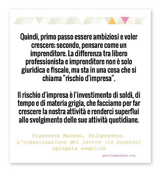 paroladordine-sistudia-solopreneur-francescamarano