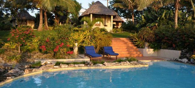 White Grass Ocean Resort - Tanna - Vanuatu island holidays