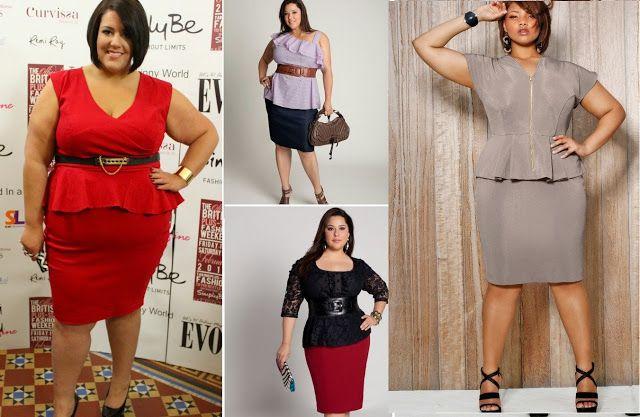 Revista nVitrina: ¿Cómo vestir si soy gordita?
