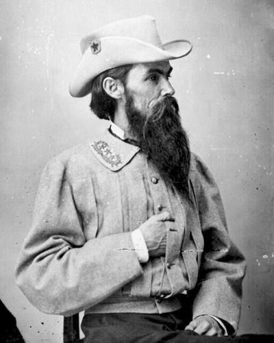 Civil War Photo CSA Confederate General William Mahone