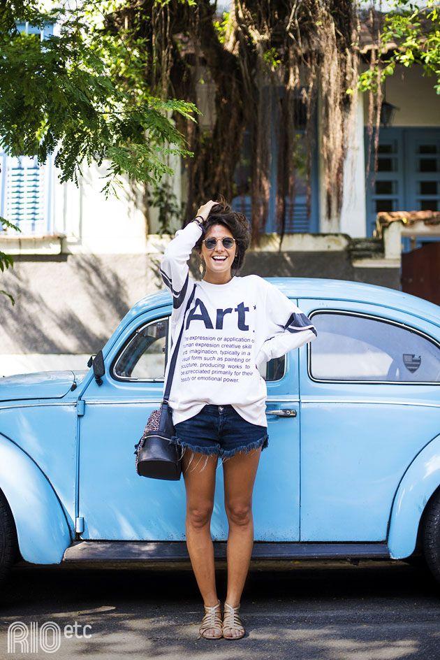 RIOetc | Dos pés à cabeça - Look pro outono no RJ