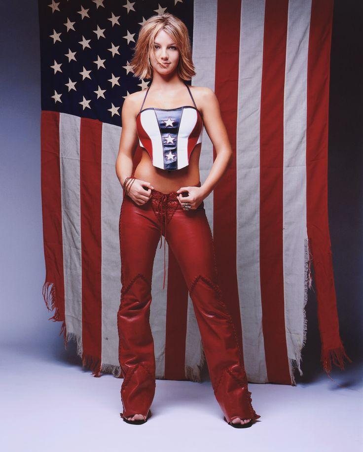 Britney Spears :: G-d Bless America