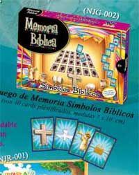 memori simbolos biblicos