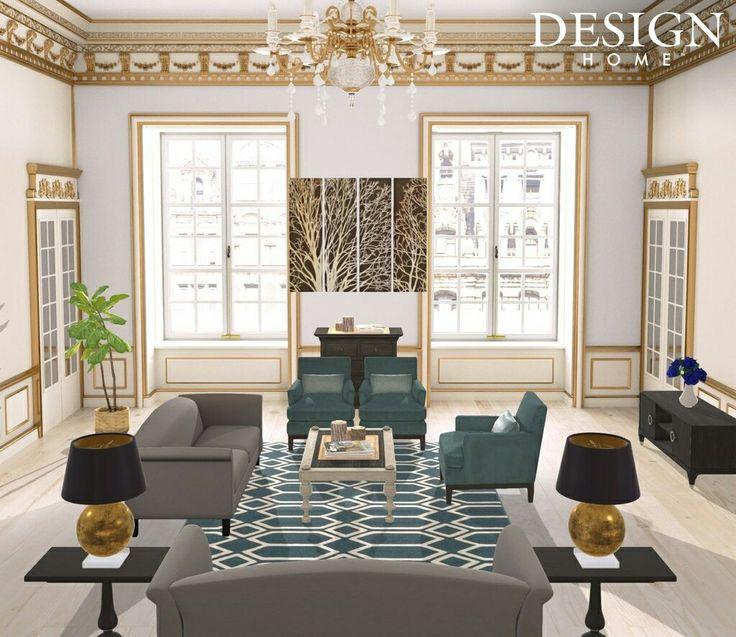 Design My Living Room App Cool 33 Best Home Interior Design Images On Pinterest  Home Interior Design Ideas