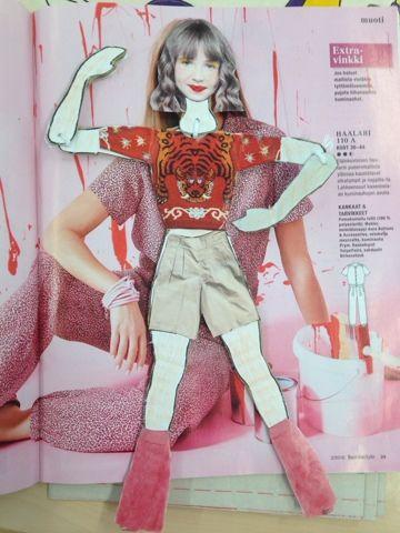 Tiirismaan tekstiilityö