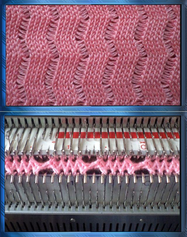 Школа машинного вязания | вязание на МАШИНЕ. | Постила