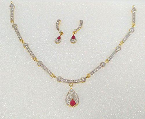 Ddivaa Pink Stone Indian Bollywood American Diamond Weddi... https://www.amazon.ca/dp/B072C514RB/ref=cm_sw_r_pi_dp_x_1SunzbQG5Y2T4
