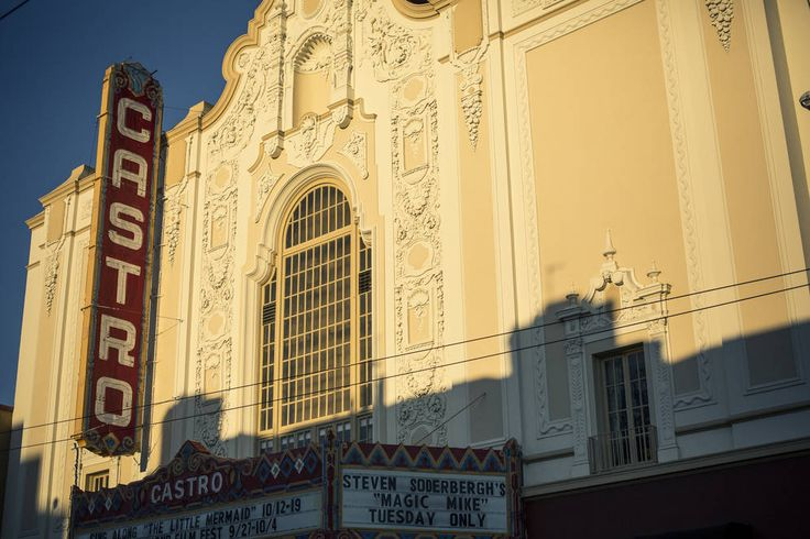 Favorite neighborhood: Castro. Be yourself and accept everyone else in the Castro, SF's boldest and proudest neighborhood.