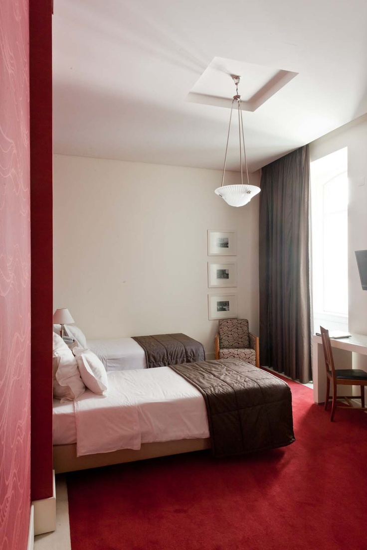 Guest rooms curia palace
