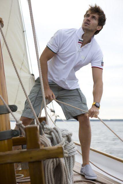 Dreams of Paradise.  Andrew Cooper for Nautica
