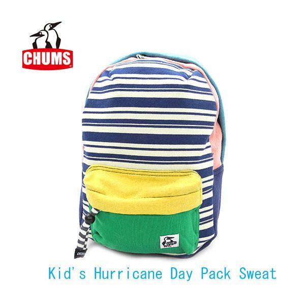 【楽天市場】chums(チャムス) Kid's Hurricane Day Pack Sweat CrazyD【select-shop】【YDKG-f】【楽ギフ_包装】【smtb-KD】キッズ リュックポイント10倍~6/6(金)9:59分まで:TWL2