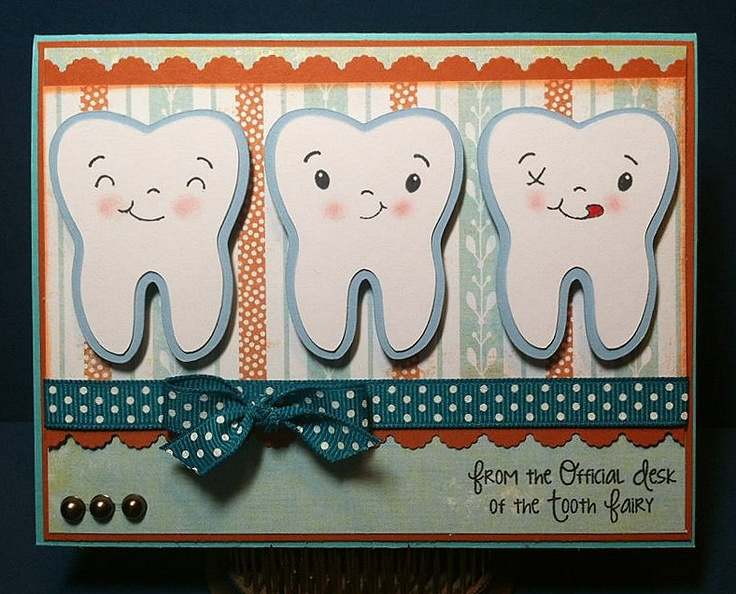 Картинки анимации, открытка зубы