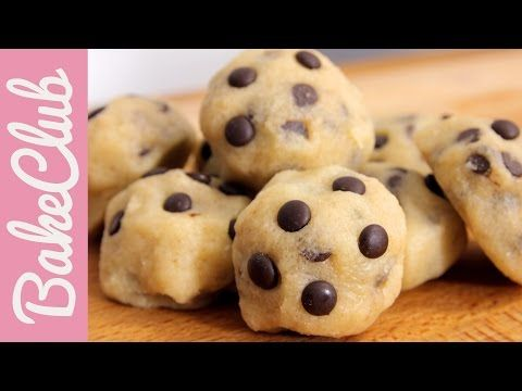 Essbarer Keksteig (Cookie Dough) | BakeClub - YouTube