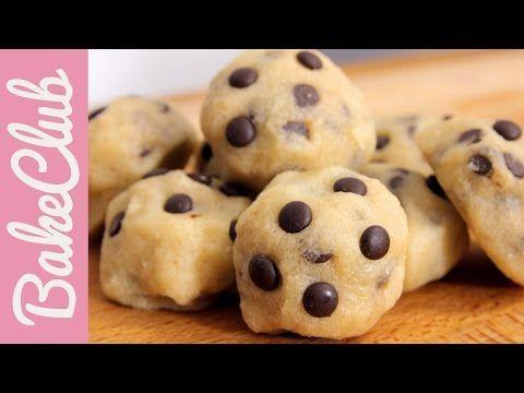 Essbarer Keksteig (Cookie Dough) - BakeClub