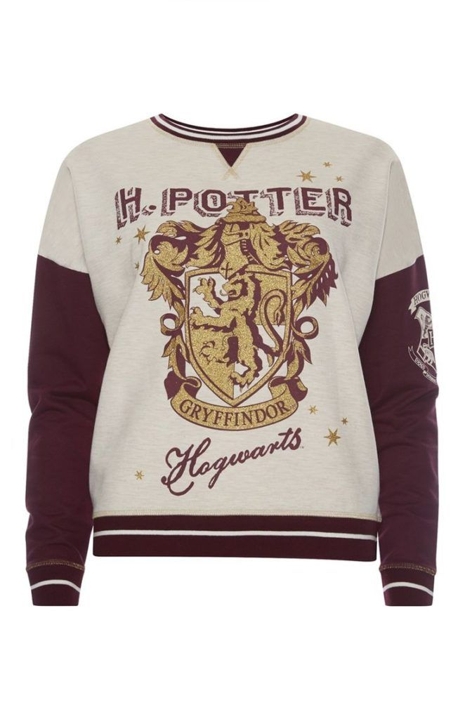Primark Harry Potter Hogwarts Sweater With Images Hogwarts Sweater Hogwarts Harry Potter Pj