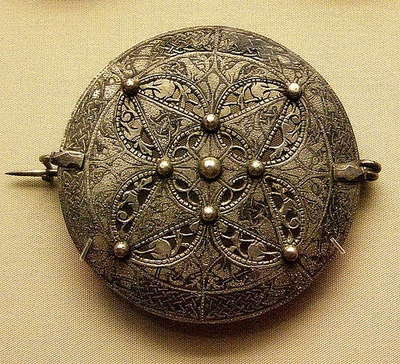 Late Anglo-Saxon Silver Disc Brooch (9th century): Silver Disc, Archaeology, Anglo Saxon Silver, Disc Brooches, Art, Antiquities, 9Thc Silver, 9Th Century, 9C Silver