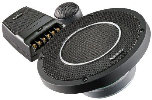 Infinity Reference 6030cs 6.5-Inch 270-Watt Two-Way Component System by Infinity. $85.28. Amazon.com                Infinity's 6030cs is a 6-1/4-inch, two-way component system including Plus One woofer and 1-inch textile dome tweeter with I-mount tweeter kit and Starfish OEM adapter.               The Infinity Reference Series Infinity's Reference Series has been engineered to deliver best-in-class performance for those looking to replace or upgrade their factory spe...
