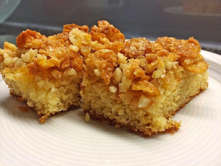 Cornflakes - Kuchen 1