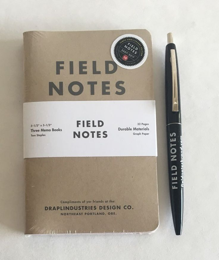 Best  Field Notes Notebooks Ideas On   Leather